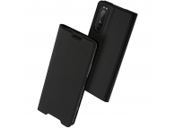 Husa Poliuretan DUX DUCIS SKIN PRO pentru Sony Xperia 1 II, Neagra, Blister