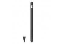 Husa TECH-PROTECT SMOOTH pentru Apple Pencil, Neagra, Blister