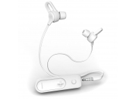 Handsfree Casti EarBuds iFrogz Sound Hub Pendant, Cu microfon, 3.5 mm, Alb, Blister