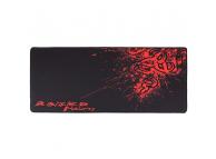 Mousepad OEM Razer Mantis, 70 x 29.5 cm, Negru Rosu