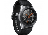 Ceas Bluetooth Samsung Galaxy Watch, 46mm, Argintiu, Blister Original SM-R800NZSAROM Resigilat