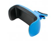 Suport Auto Universal Tellur Air Vent pentru Telefon, Albastru, Blister TLL171021