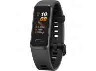 Bratara Fitness Huawei Sport Band 4 B29, Neagra(Graphite Black), Blister 55024462