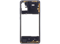 Rama Mijloc Negru Samsung Galaxy A51 A515