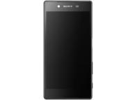 Display - Touchscreen Cu Rama Negru Sony Xperia Z5 / Sony Xperia Z5 Dual