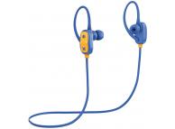 Handsfree Casti In-Ear Bluetooth JAM Live Large, Cu microfon, Rezistente la praf si umezeala, HX-EP303BL Albastru, Blister MLJ0011