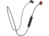 Handsfree Casti Bluetooth Borofone Sport JoyMove BE18, SinglePoint, Negru-Rosu, Blister