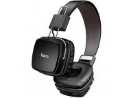 Handsfree Casti Bluetooth HOCO W20 Gleeful, SinglePoint, Negru, Blister