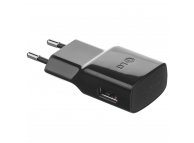 Incarcator Retea USB LG MCS-H04ER, 1 X USB, Negru, Bulk