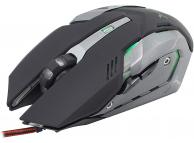 MOUSE Gaming Optic White Shark GM-1604 CAESAR - 6 butoane, Negru Blister PMS00327