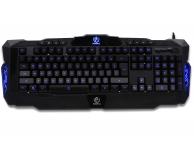 Tastatura  USB Gaming Rebeltec Legend Iluminata, Neagra  Blister RBLKLA00015