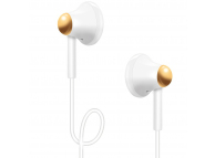 Handsfree Casti In-Ear XO Design S27, Cu microfon, 3.5 mm, Alb, Blister