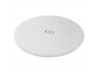 Incarcator Retea Wireless XO Design WX012, 10W, Alb, Blister