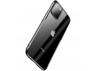 Husa TPU Baseus Shining pentru Apple iPhone 11 Pro Max, Neagra, Blister ARAPIPH65S-MD01