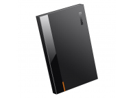 Carcasa externa HDD SSD 2.5 inch SATA Baseus USB 3.2 + cablu USB Type C, Neagra, Blister CAYPH-C01