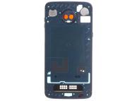 Carcasa Mijloc Motorola Moto Z3 Play Bleumarin