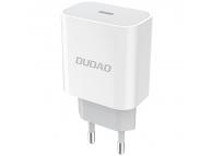 Incarcator Retea USB Dudao A8EU, 18W, 1 X USB Tip-C, Alb, Blister