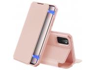 Husa Piele DUX DUCIS Skin X pentru Samsung Galaxy Note 10 Lite N770, Roz
