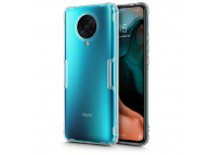 Husa TPU Nillkin Nature pentru Xiaomi Poco F2 Pro, Transparenta, Blister