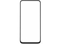 Folie Protectie Ecran OEM pentru Samsung Galaxy A51 A515, Sticla securizata, Full Face, Full Glue, 5D, Neagra, Blister