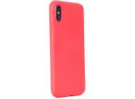 Husa TPU Forcell Soft pentru Samsung Galaxy S20 Ultra G988, Rosie, Bulk