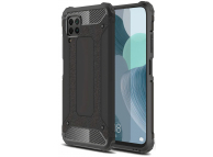 Husa TPU Tech-Protect Xarmor pentru Huawei P40 lite, Neagra, Blister