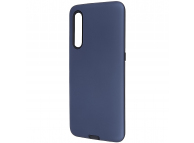 Husa TPU OEM Defender Smooth pentru Samsung Galaxy A40 A405, Bleumarin