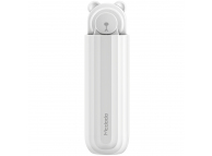 Mini Ventilator USB  McDodo Bear CF-7810, Alb,  Blister Original