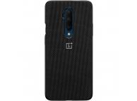 Husa OnePlus 7T Pro, Nylon, Neagra, Blister 5431100116