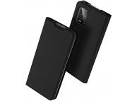 Husa Piele DUX DUCIS SKIN PRO pentru Xiaomi Mi Note 10 Lite, Neagra, Blister