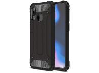 Husa TPU Forcell Tough Armor pentru Samsung Galaxy A40 A405, Neagra