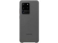 Husa TPU Samsung Galaxy S20 Ultra G988, Gri, Blister EF-PG988TJEGEU