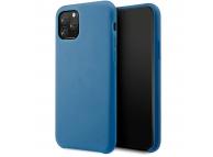 Husa TPU Vennus Silicone pentru Apple iPhone 11, Albastra, Bulk