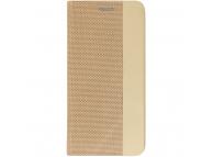 Husa Plastic Vennus Sensitive pentru Apple iPhone 11, Aurie, Bulk
