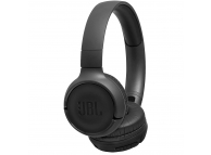 Handsfree Casti Bluetooth JBL Tune 500BT, Over-Ear, Resigilat, MultiPoint, Negru, Blister