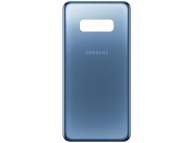 Capac Baterie Samsung Galaxy S10e G970, Albastru (Prism Blue), Swap