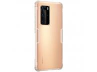 Husa TPU Nillkin Nature pentru Huawei P40 Pro, Transparenta, Blister