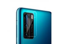 Folie Protectie Camera spate Nillkin pentru Huawei P40, Plastic, 0.22mm, Blister