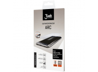 Folie Protectie Ecran 3MK pentru Samsung Galaxy S20 G980 / Samsung Galaxy S20 5G G981, Plastic, Full Face, ARC