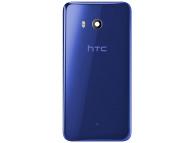 Capac Baterie - Geam Camera Spate HTC U11, Bleumarin