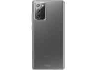 Husa TPU Samsung Galaxy Note 20 N980 / Samsung Galaxy Note 20 5G N981, Clear Cover, Transparenta EF-QN980TTEGEU