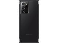 Husa TPU Samsung Galaxy Note20 Ultra ZN985, Neagra, Blister EF-GN985CBEGEU