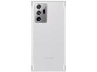 Husa TPU Samsung Galaxy Note20 Ultra ZN985, Alba, Blister EF-GN985CWEGEU