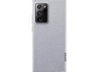 Husa TPU Samsung Galaxy Note20 Ultra ZN985, Kvadrat Cover, Gri, Blister EF-XN985FJEGEU