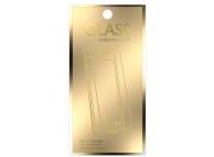 Folie Protectie Ecran OEM pentru Huawei P30 lite, Sticla securizata, Gold Edition, Blister