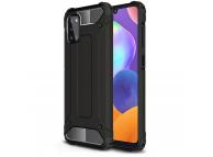 Husa TPU Tech-Protect Xarmor pentru Samsung Galaxy A31, Neagra, Blister