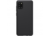 Husa TPU Nillkin Frosted Shield pentru Samsung Galaxy A31, Neagra, Blister