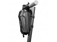 Geanta Plastic impermeabila SAKWA WILDMAN pentru tricicleta electrica, Marimea M, HARDPOUCH, Neagra