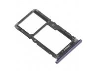 Suport Card - Suport SIM Xiaomi Mi 8 Lite, Bleumarin