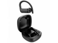 Handsfree Casti Bluetooth QCY Smart T6 TWS, SinglePoint, Negru, Blister